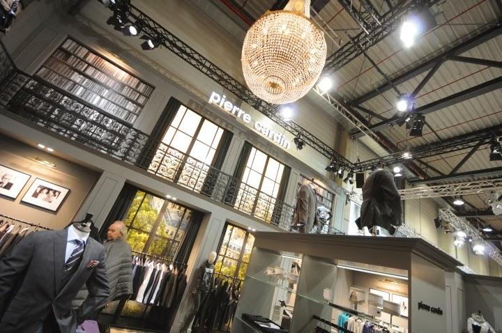 Kroonluchterverhuur Berlin Fashion Week