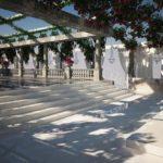 Dekoration Hochzeit mit Kronleuchter in Florence