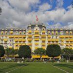 Chandelier Rental Hotel Fairmont Le Montreux Palace 150x150