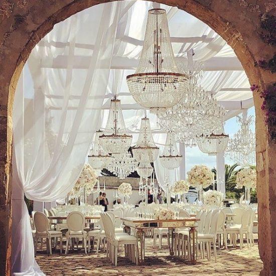 Chandelier Rental Mallorca 550x550