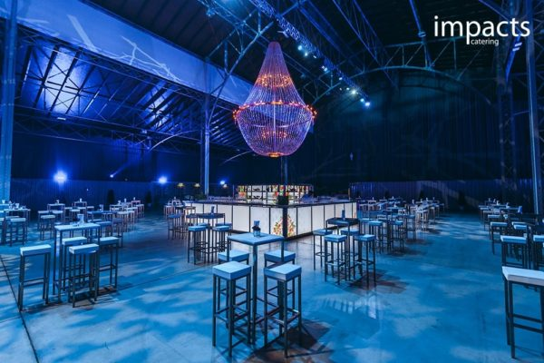 ECR Party Marx Halle Wien By Impacts Catering 2 600x400