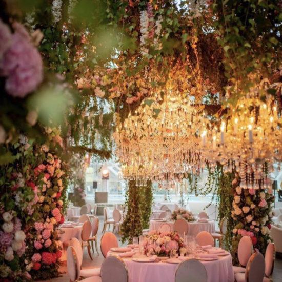 Chandelier Rental Wedding In Valencia 3 550x550