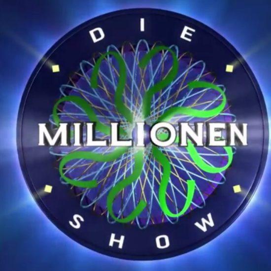 Die Millionenshow 550x550