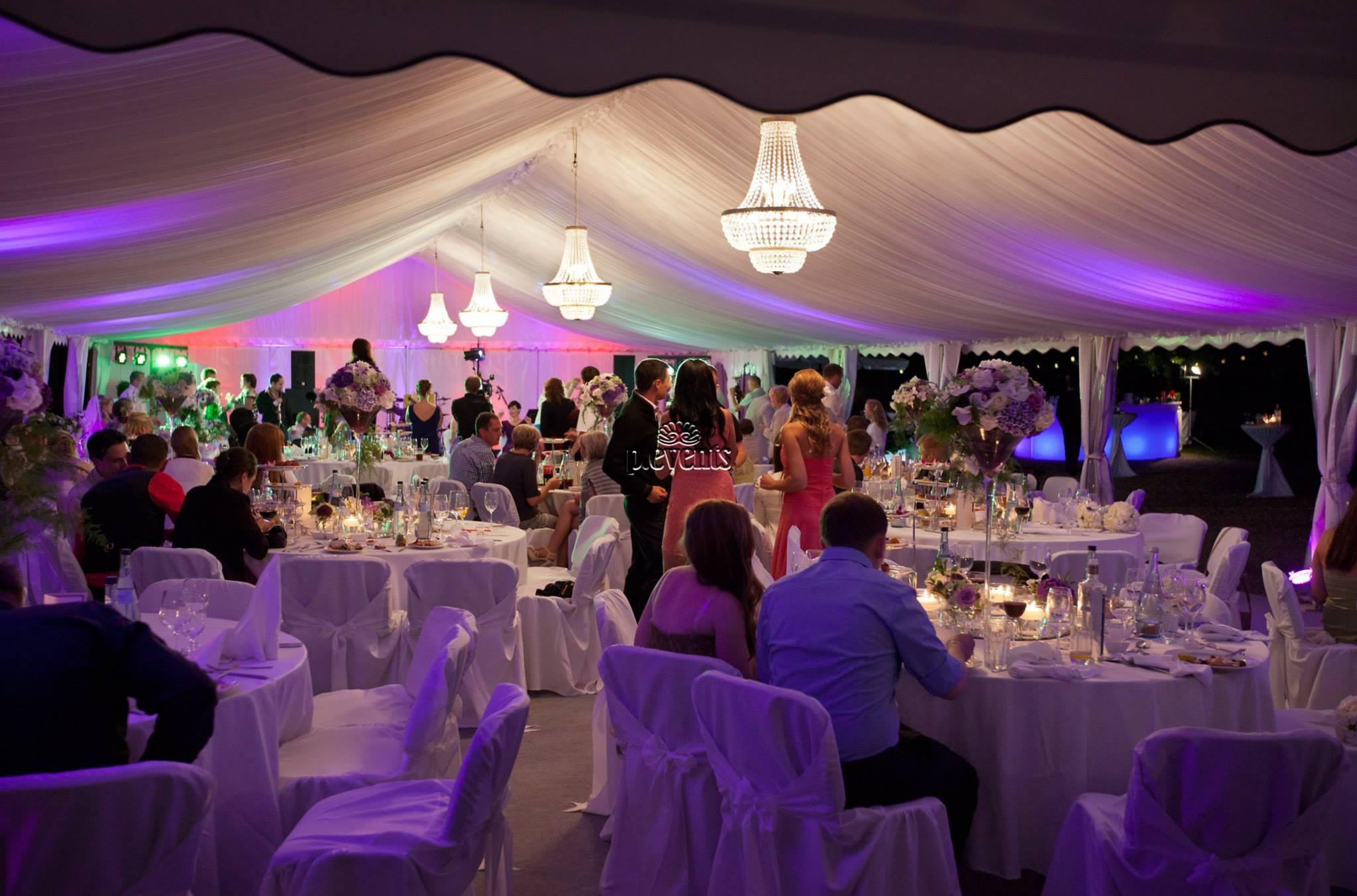 Pevents Hochzeit